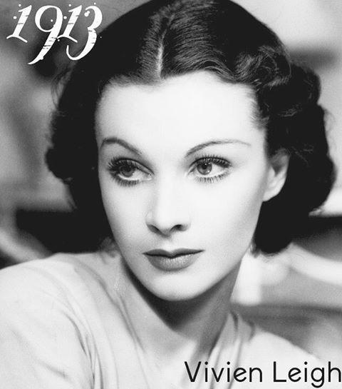 🔹1913 ~ Vivien Leigh🔹 - - {#VivienLeigh  #OldHollywood #30s}
