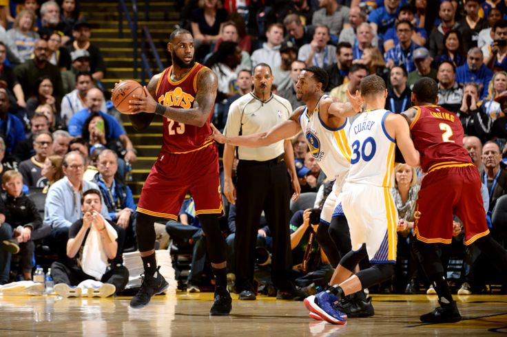 Round Three: No Love Lost Between Cavs and Warriors