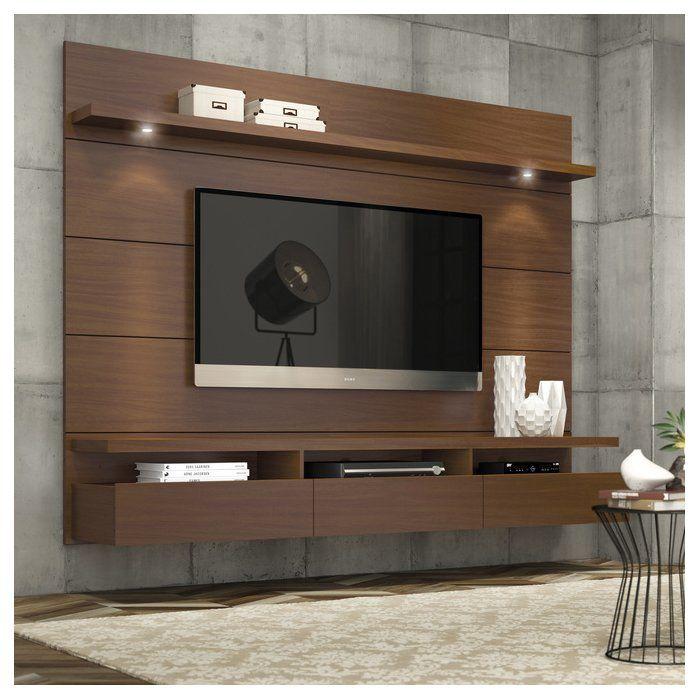 julius entertainment center tv stands drawers and tv walls. Black Bedroom Furniture Sets. Home Design Ideas