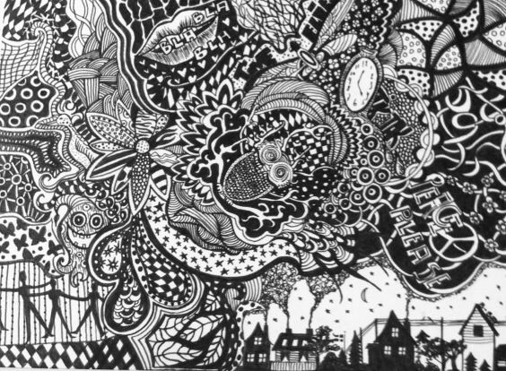 Doodle mix