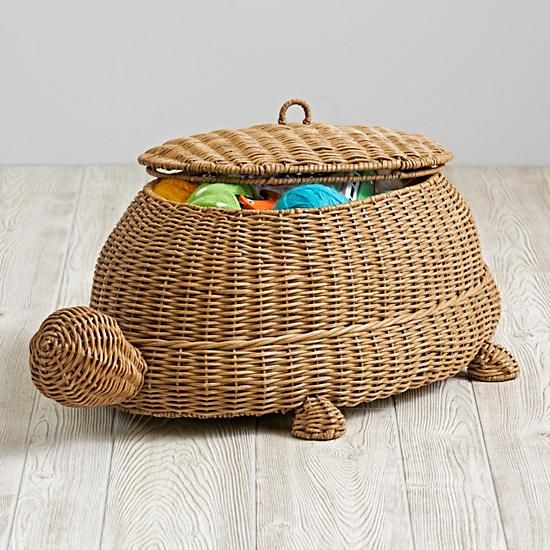 Gather up your kids messes with our wide collection of storage baskets and storage bins in a wide variety of colors, shapes and sizes.