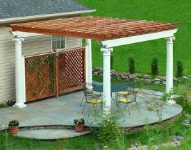best 25 free standing pergola ideas on pinterest free standing carport roof panels and deck. Black Bedroom Furniture Sets. Home Design Ideas