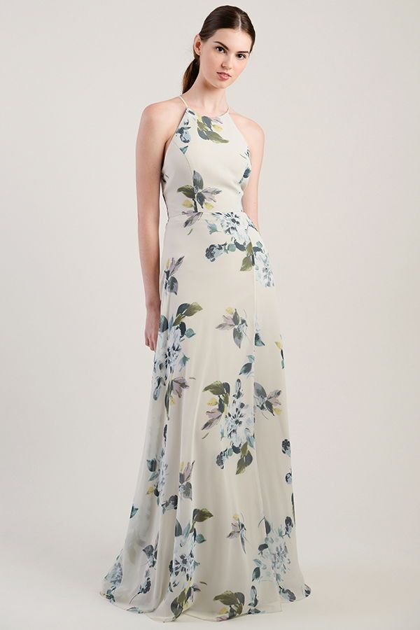 5a57cedd579 Floral printed beauty! Jenny Yoo 2018 Bridesmaids