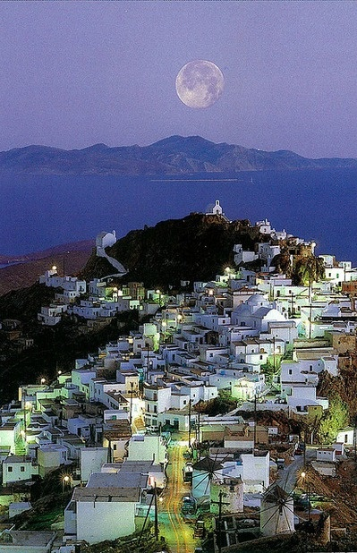 favourite place in Greece - Serifos island