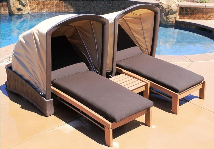 Best Double Chaise Lounge Plans Outdoor Escape