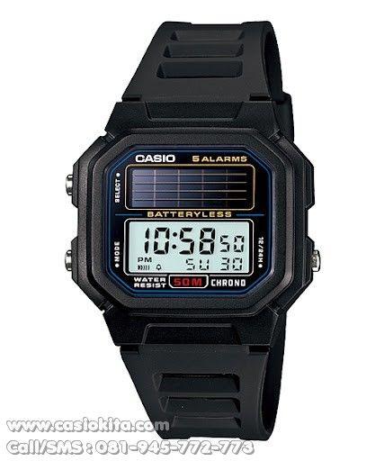 Jam Tangan Casio Untuk Pria - Jam Tangan Casio Standard : STN-2476 | Casio Kita | Dealer Jam Tangan Casio Original 100% Ber Garansi Resmi !.