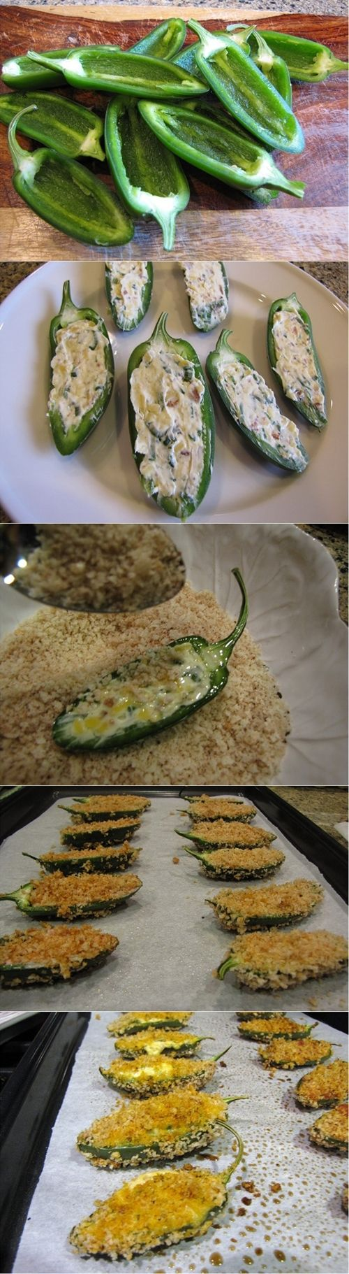 1000+ ideas about Jalapeno Poppers Baked on Pinterest ...