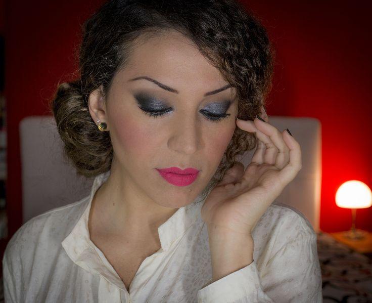 #makeup #makeupartist #makeuptutorial #trucco #eyes #lips #occhi #bellezza #beauty #fashion #thebalm #sexy #work #woman #girl #curly #love #passion #mac #maccosmetics #redlips