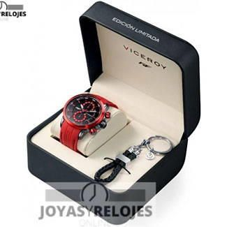Colosal ⬆️😍✅ Viceroy Colección Fernando Alonso 47935-57 Edición Limitada 😍⬆️✅ , Modelo perteneciente a la Colección de RELOJES VICEROY ➡️ PRECIO 209 € En Oferta Limitada en 😍 https://www.joyasyrelojesonline.es/producto/reloj-viceroy-coleccion-fernando-alonso-caballero-47935-57-edicion-limitada/ 😍 ¡¡Corre que vuelan!! #Relojes #RelojesViceroy #Viceroy