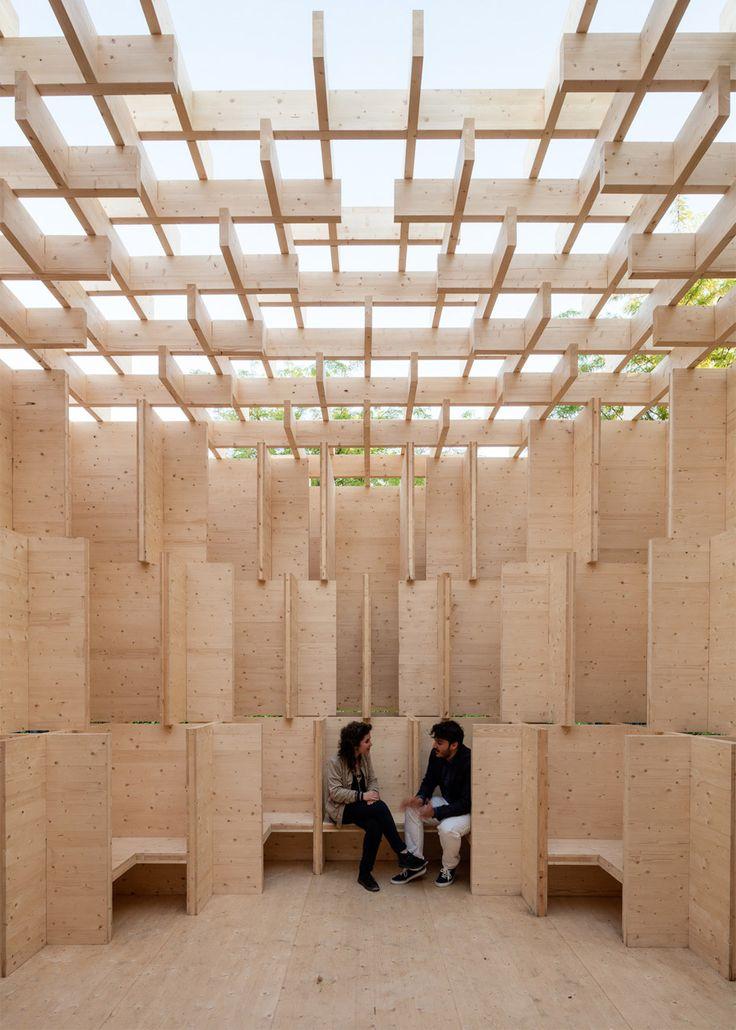 Forests of Venice Pavilion   http://www.yellowtrace.com.au/venice-architecture-biennale-2016/