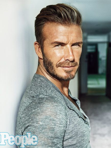 David Beckham: Sexiest Man Alive 2015 Photos : People.com