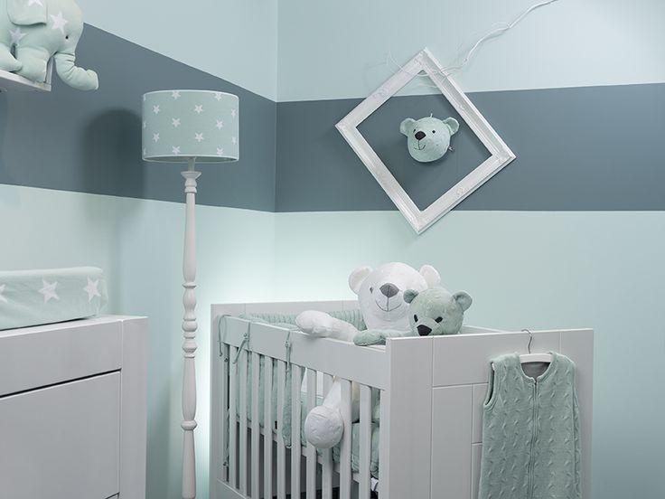 babykamer romantisch: romantische lijn brocante babykamer, Deco ideeën
