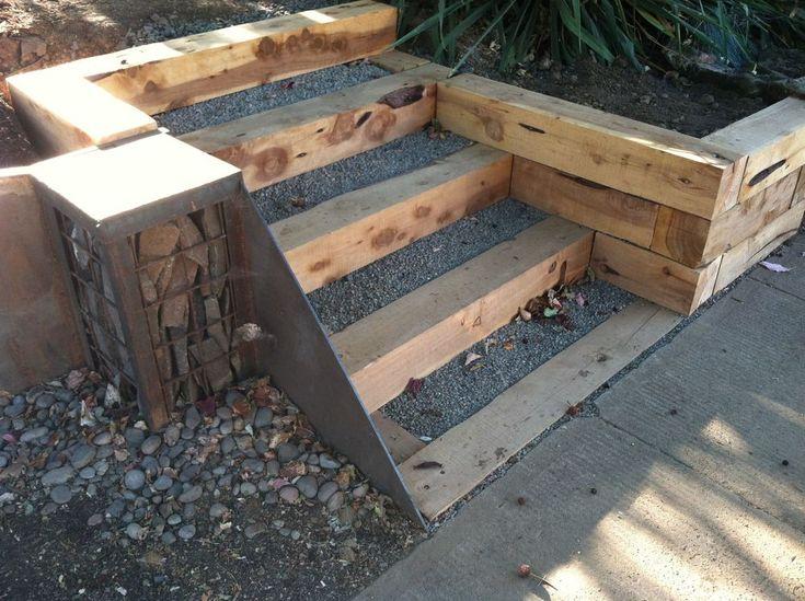 Landscape Timbers Portland Or : At snwwood com juniper fence oregon eastern landscaping