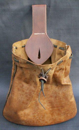 14th Century Belt Bag
