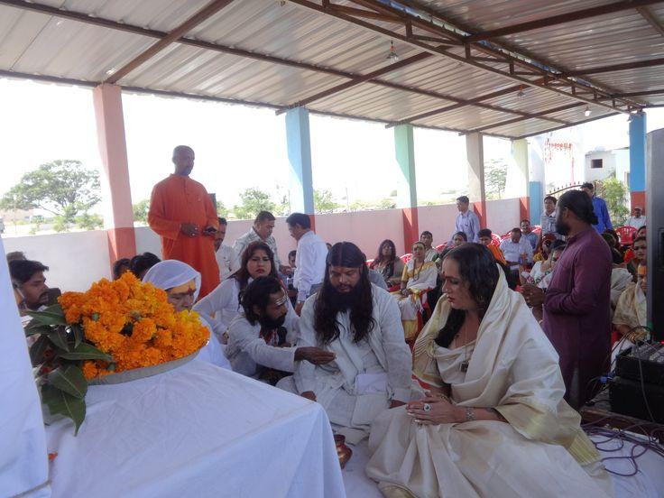 Ritual For Kinnar Akhada in Ujjain