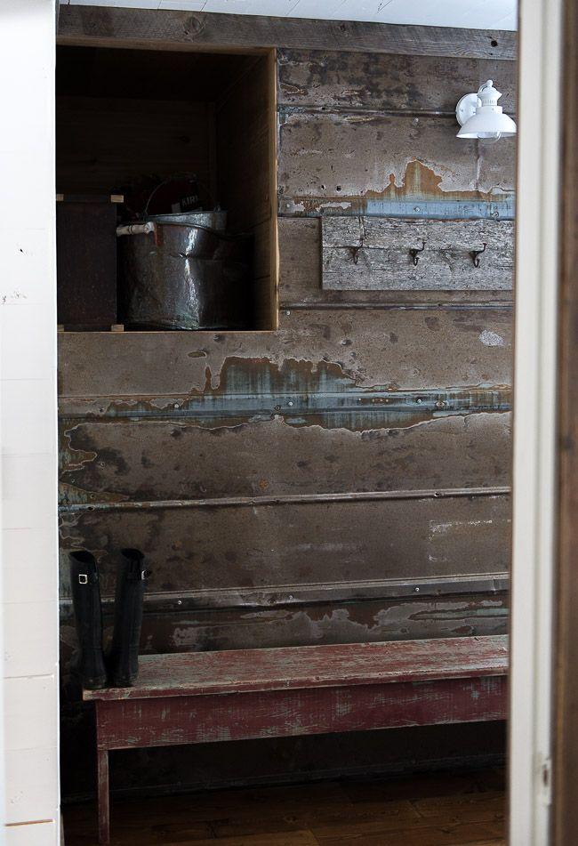 Vintage Whites Blog: A Rustic Farmhouse Christmas