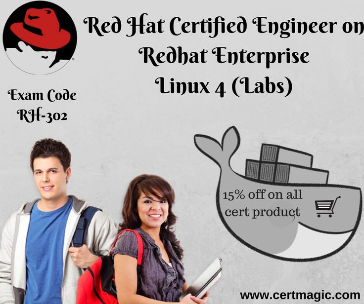 #Engineer on Redhat Enterprise #Linux 4 (Labs) Exam #Code- RH-302 visit @:http://www.certmagic.com/RH-302-certification-practice-exams.html