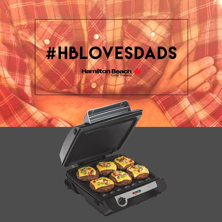 t: #HBLovesDads WIN 3-in-1 MultiGrill  We can't forget Dad! Father's Day is approaching so it's time for a giveaway! Enter to WIN this awesome 3-in-1 MultiGrill! Simply LIKE our page and SHARE this post with #HBLovesDads <3