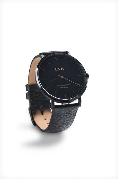 EYK - SMOKEY BLACK, 41 mm