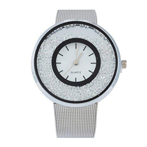 Armbanduhr damen silber  Die besten 25+ Armbanduhr damen silber Ideen nur auf Pinterest ...
