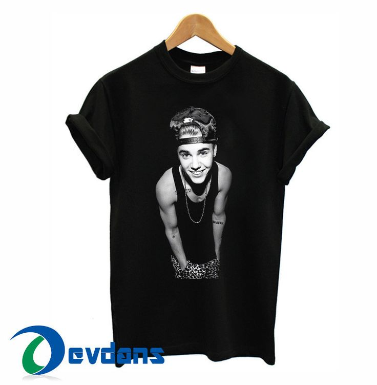 justin bieber T-shirt men and women adult unisex size S to 3XL T-shirt men and women adult unisex size S to 3XL