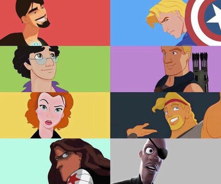 Marvel + Disney. I approve