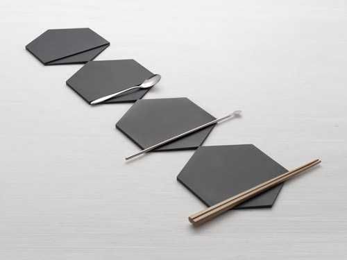 Image result for hexagon placemats