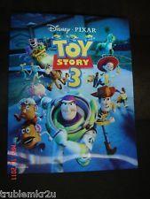Disney Pixar TOY STORY 3 Lithograph 3D Hologram Picture