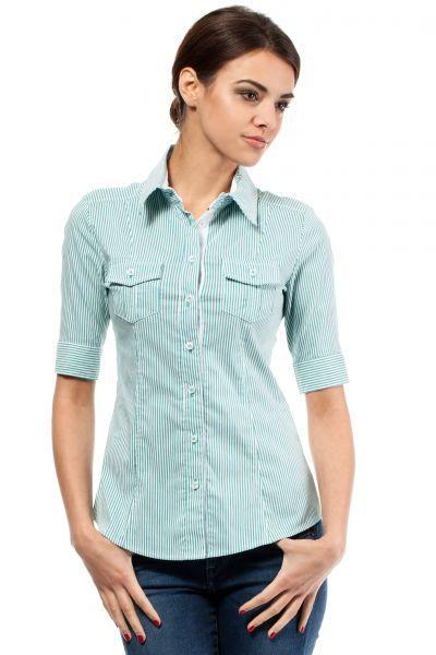 Female shirt for formal wear fashion