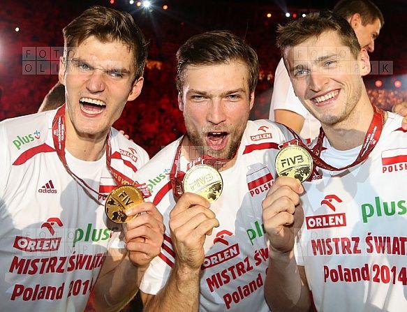 Karol Klos (POL), Andrzej Wrona (POL), Piotr Nowakowski (POL)