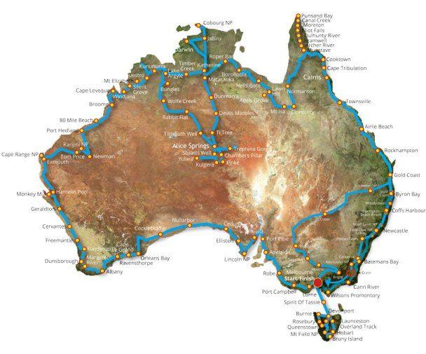 The Most Unique Camp Spots In Australia