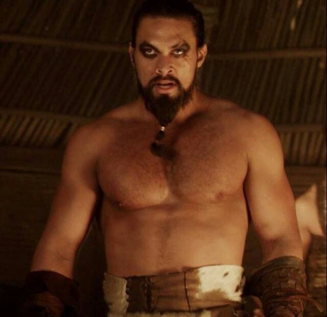 Jason Momoa Game Of Thrones: Jason Momoa - Game Of Thrones