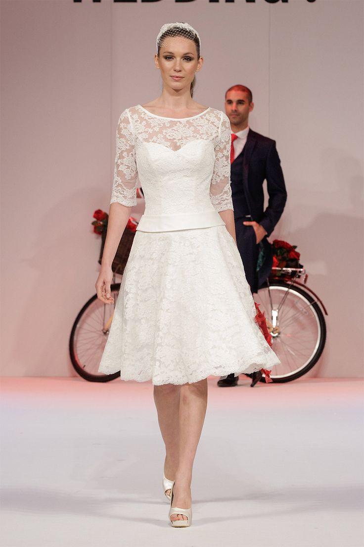 unusual wedding dresses for older brides