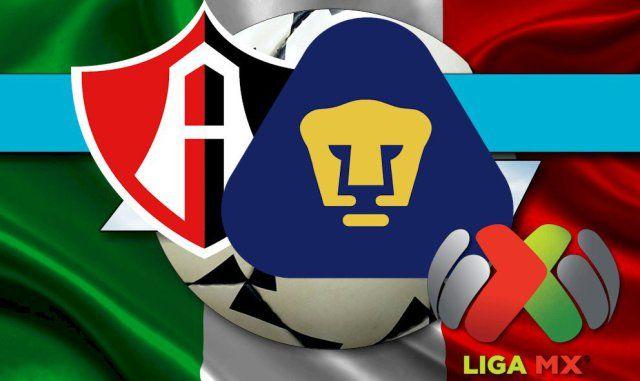 Azteca 7 Atlas vs Pumas en Vivo Jornada 2 Liga MX 2017