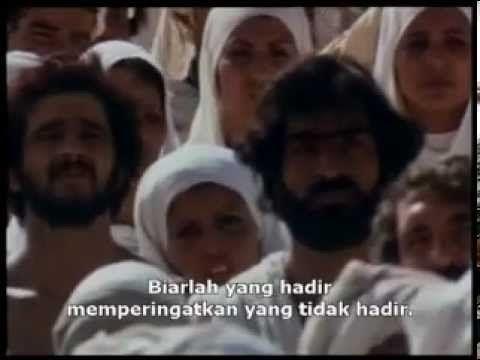 Khotbah Terakhir Nabi Muhammad SAW