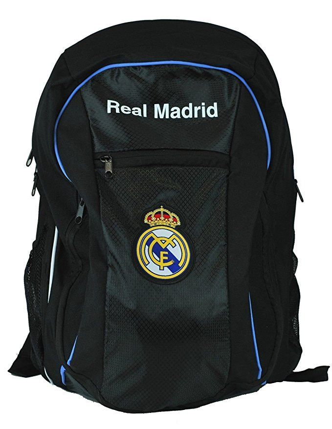 Icon Sports Real Madrid FC Soccer Backpack