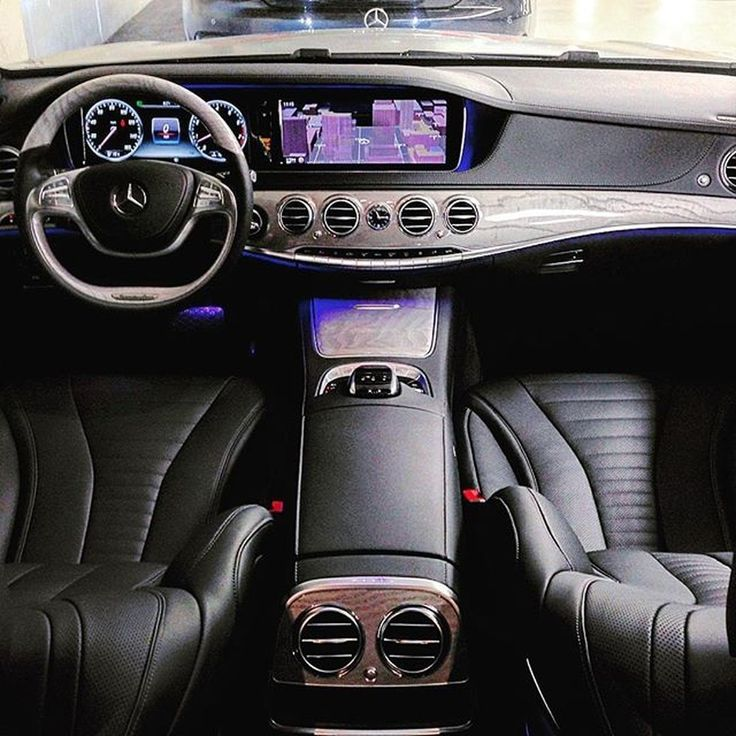 contrasts in the s class black leather and designo metallized ash wood trim photo shot by. Black Bedroom Furniture Sets. Home Design Ideas