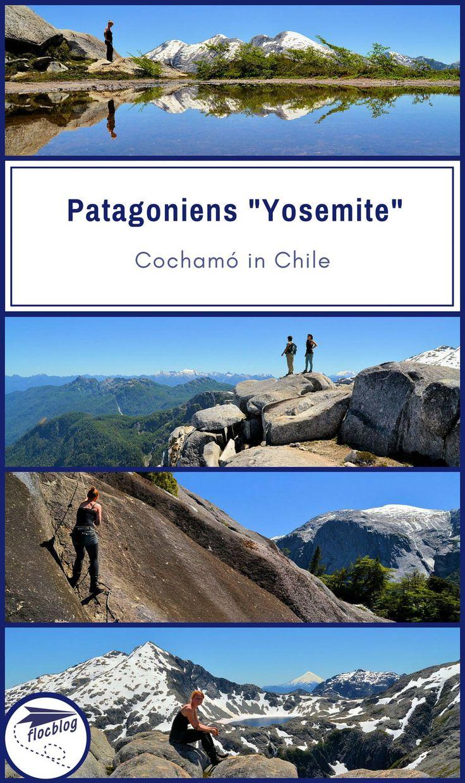 Das Cochamó Tal in Chile ist angeblich dem Yosemite Tal in den USA sehr ähnlich. Wenn ihr in Südamerika seit, schaut nach Cochamó und dann hoch zum Arco Iris. #Reisetipps #Reise #Rucksackreise #Backpacking #Patagonien #Südamerika #Chile #Argentinien #Abenteuer #Berge #Anden #Gebirge #Natur #Landschaft