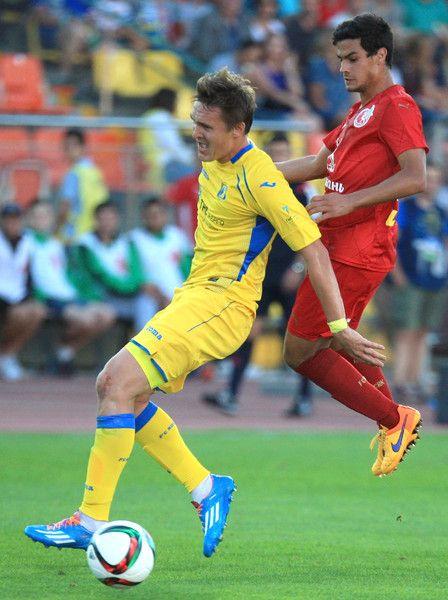 Guillermo Cotugno in FC Rubin Kazan v FC Rostov - Russian Premier League