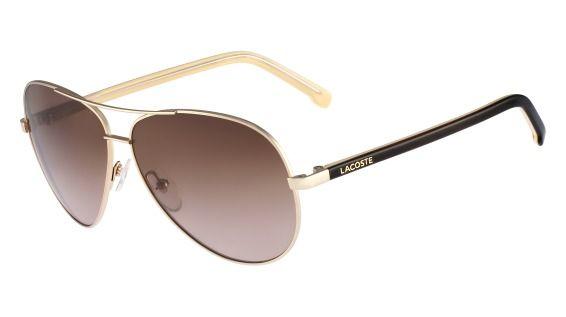 LACOSTE sunglasses - LACOSTE L 155 SRX 714 designer eyewear