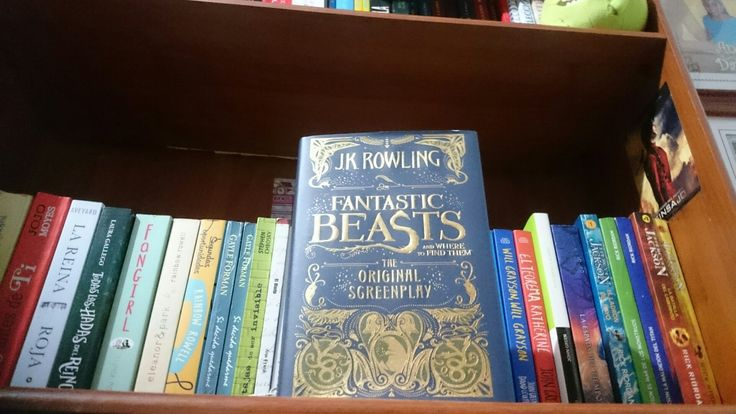 """Fantastic Beast and Where To Find Them"""