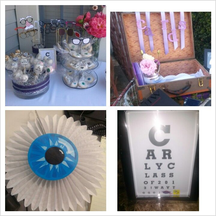 21 Best Images About Optometry Party On Pinterest