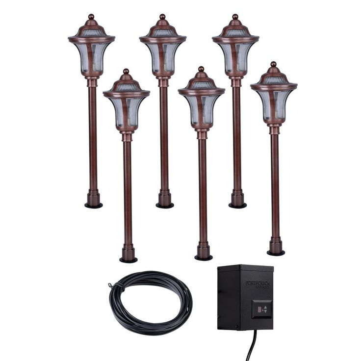 Portfolio Outdoor Low Voltage Landscape Lights