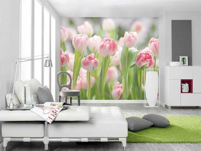 Poster per parete Giardino in Fiore - Spidersell Italia   Decorazione creativa