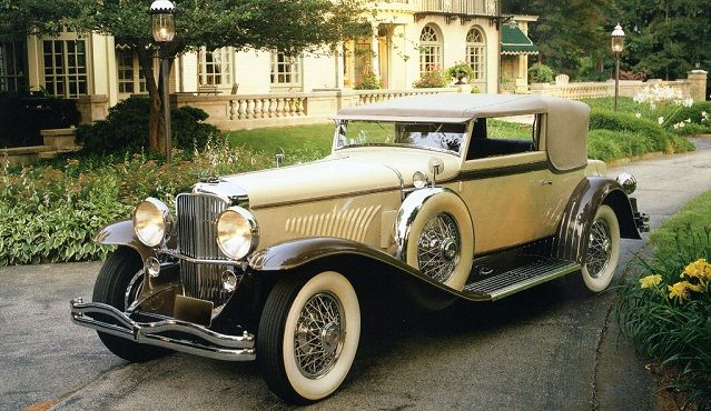Gatsby Car: Who Could Forget Jay Gatsby's Bright Yellow Duesenberg, As