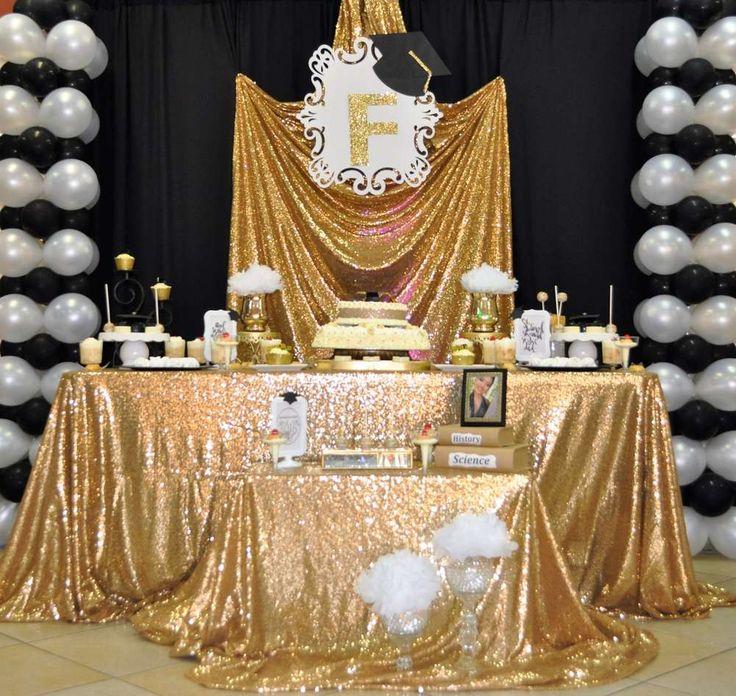 223 best graduation party ideas images on pinterest grad for High end event ideas