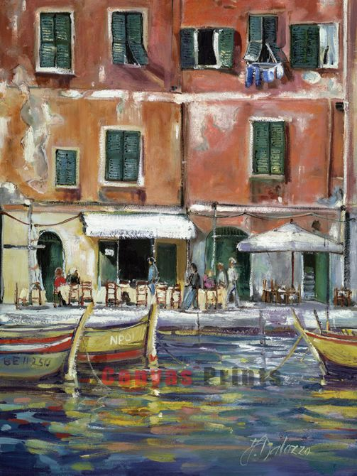 """Colours of Italy"" Limited Edition by Judith Dalozzo"