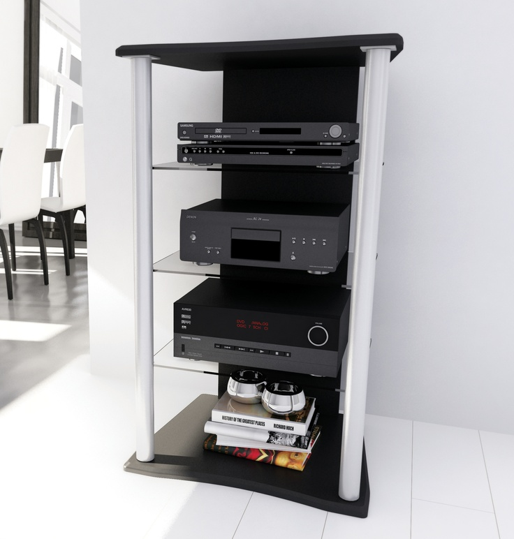 10 best hifi rack design images on pinterest audio rack rack design and audiophile. Black Bedroom Furniture Sets. Home Design Ideas