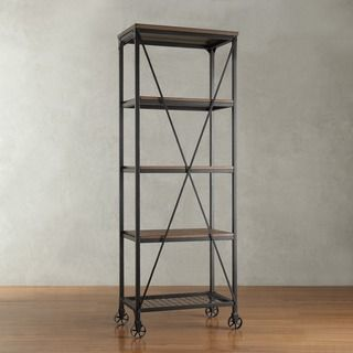 for garden verticle 15 x26 for tub at bottom Shop for Nelson Industrial Modern Rustic 26-inch Bookcase by iNSPIRE Q Classic. Get free shipping at Overstock.com - Your Online Furniture Outlet Store! Get 5% in rewards with Club O! - 16415073