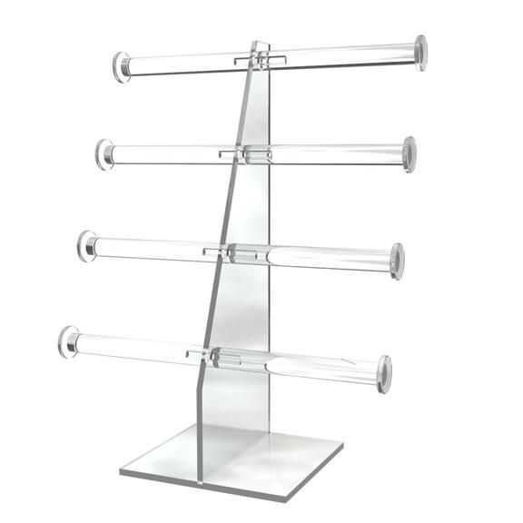 4 Tiered Bracelet T-Bar Display...would be nice for all of my bracelets!
